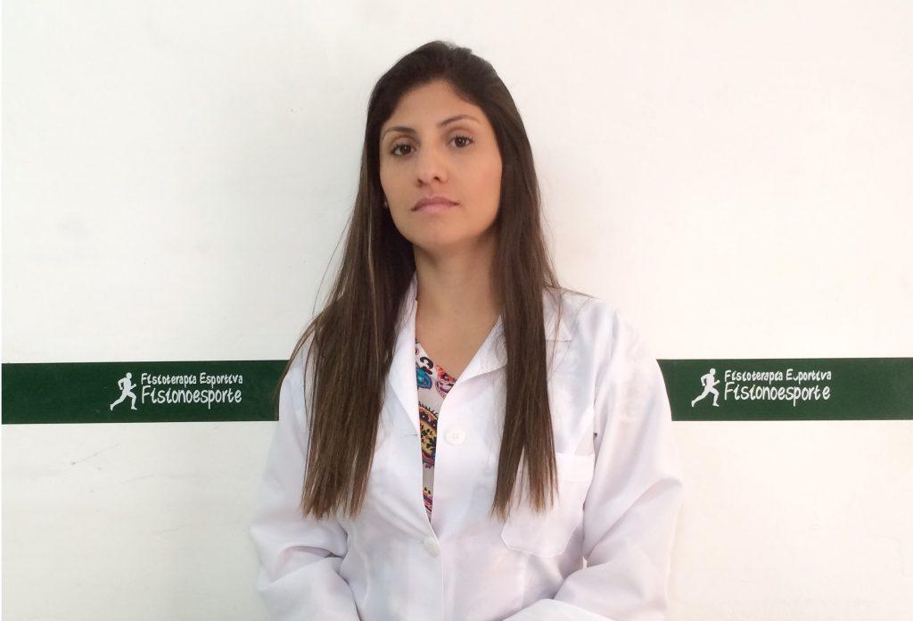 Fisioterapeuta Carla Rodrigues