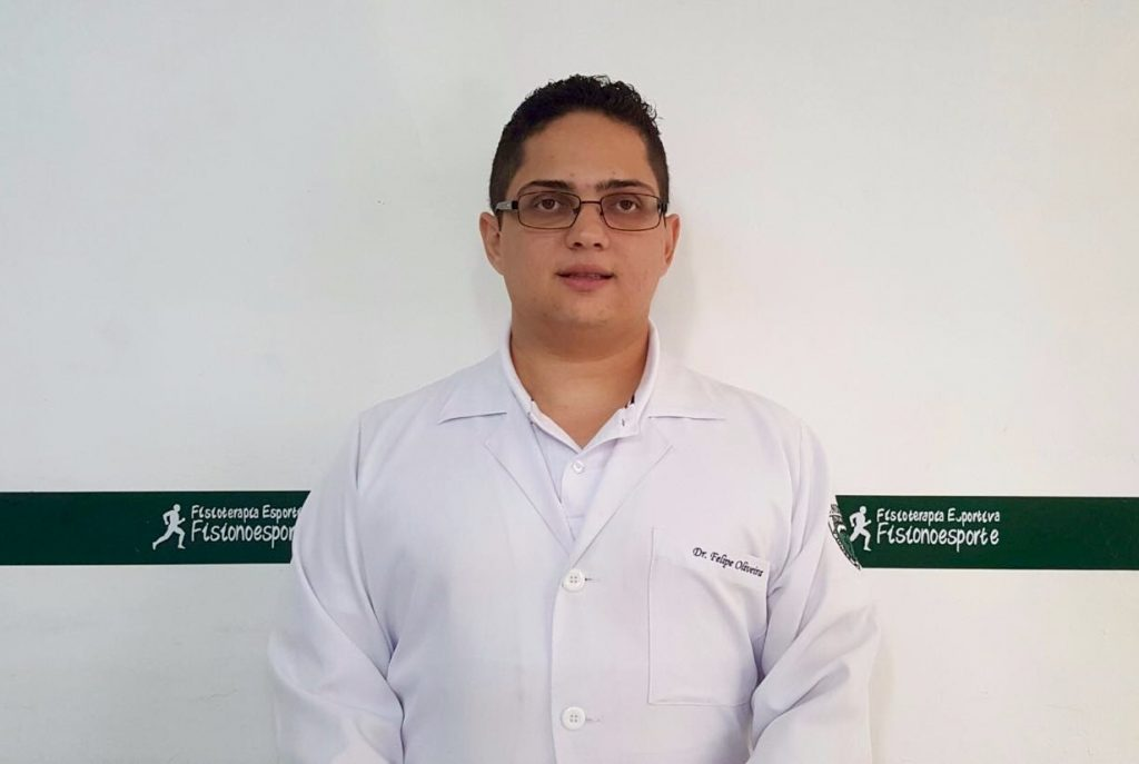 Fisioterapeuta Felipe Oliveira